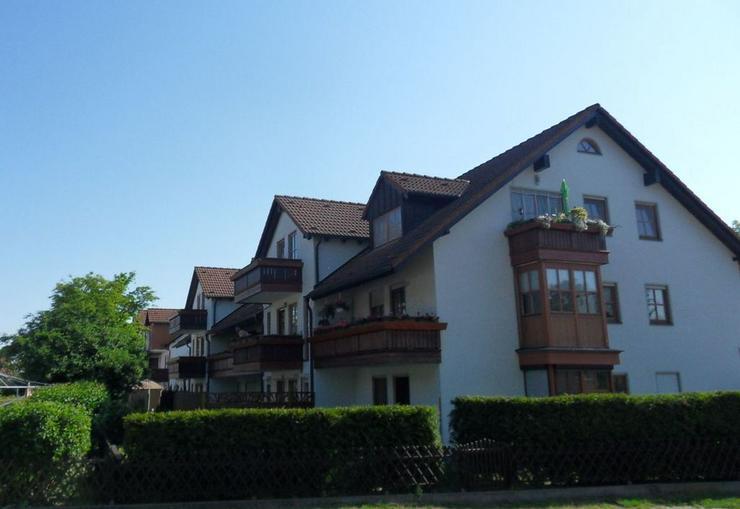 *** Nette, gemütliche Wohnung, ruhig gelegen mit Sonnenbalkon, Tiefgarage *** - Wohnung kaufen - Bild 1