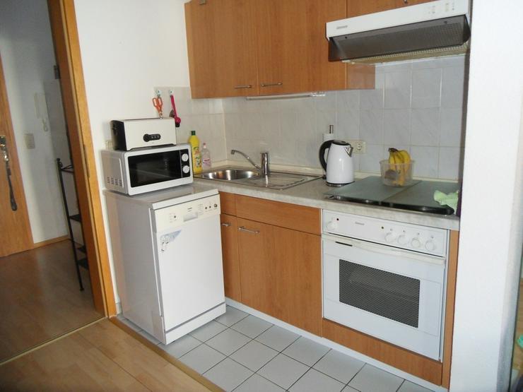 Bild 4: *** Nette, gemütliche Wohnung, ruhig gelegen mit Sonnenbalkon, Tiefgarage ***