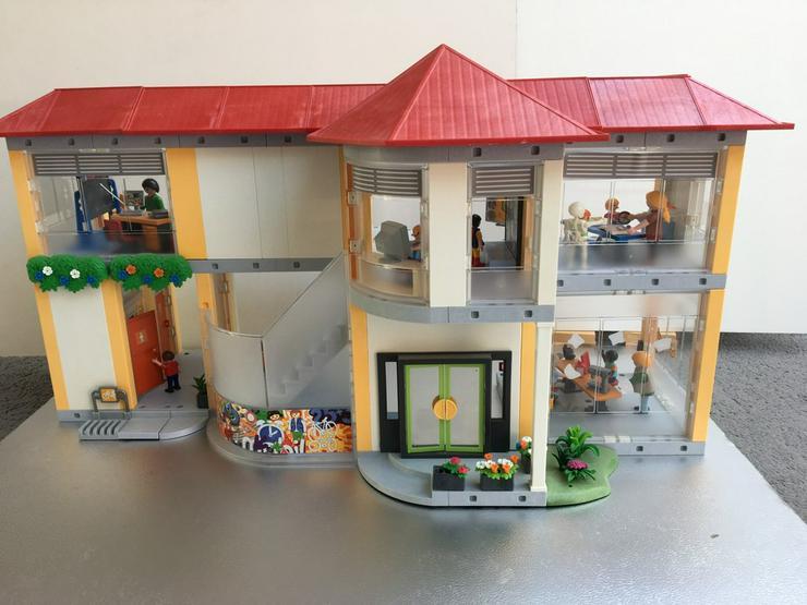 Playmobil Große Schule, 4324 - Wohnhäuser & Gebäude - Bild 1