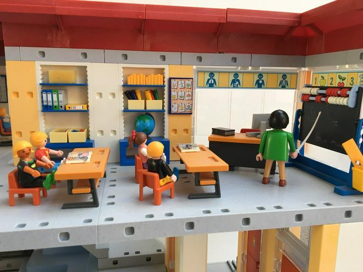 Bild 5: Playmobil Große Schule, 4324