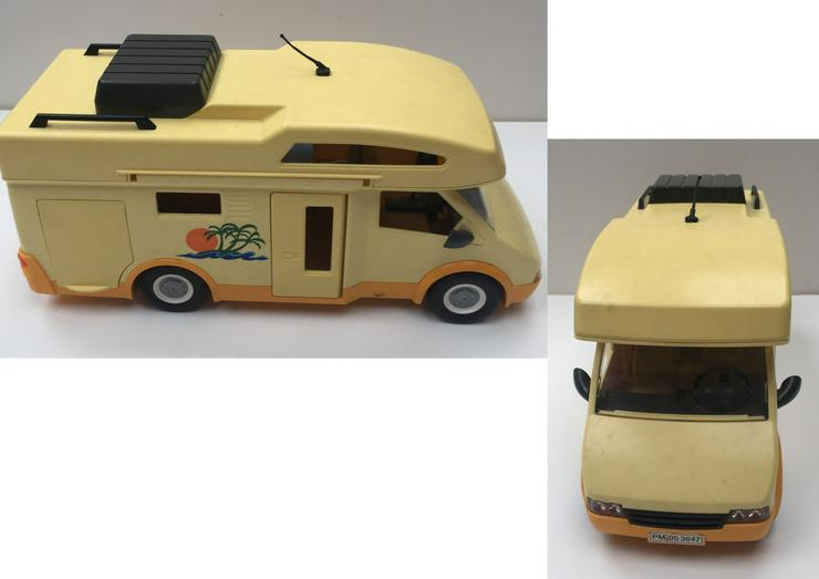 Playmobil Family Wohnmobil, 3647