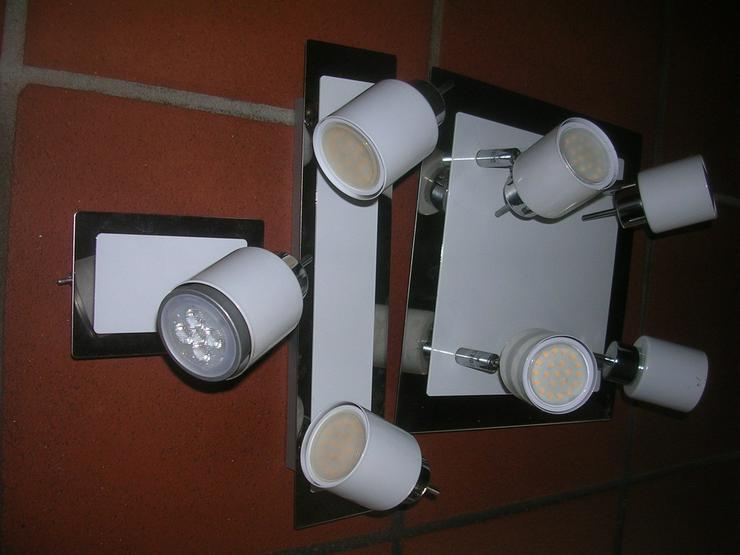 Wand und Deckenleuchte LED 7 x 3W