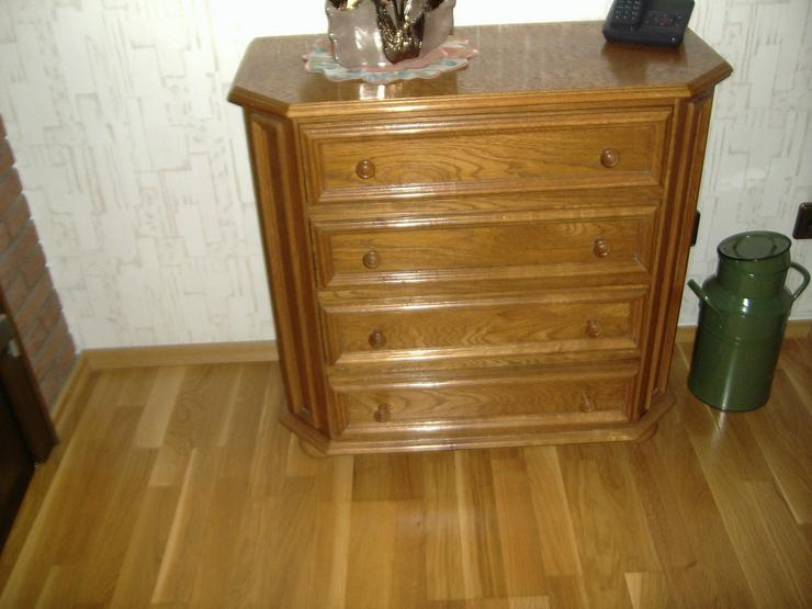 Bild 2: 2 Echtholz Kommoden mit Schubladen