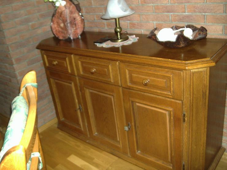 Bild 5: 2 Echtholz Kommoden mit Schubladen