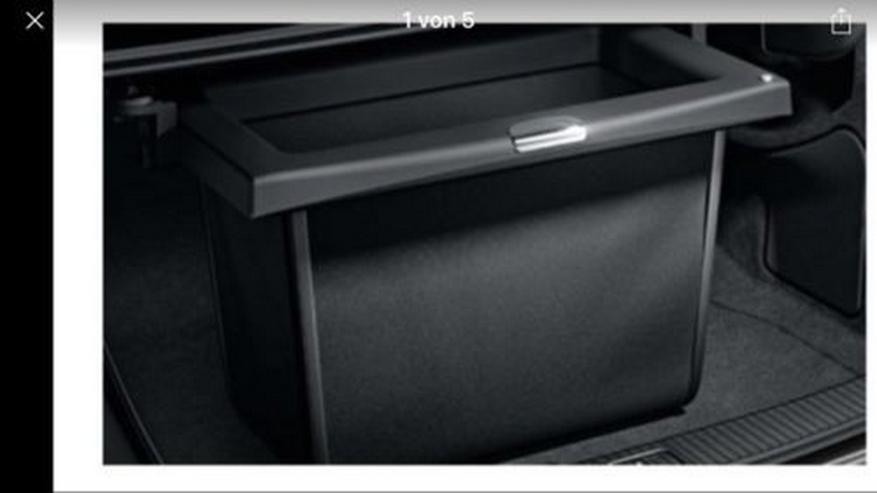 Wenig ben. Mercedes Kofferraumbox - Kofferraumzubehör - Bild 1