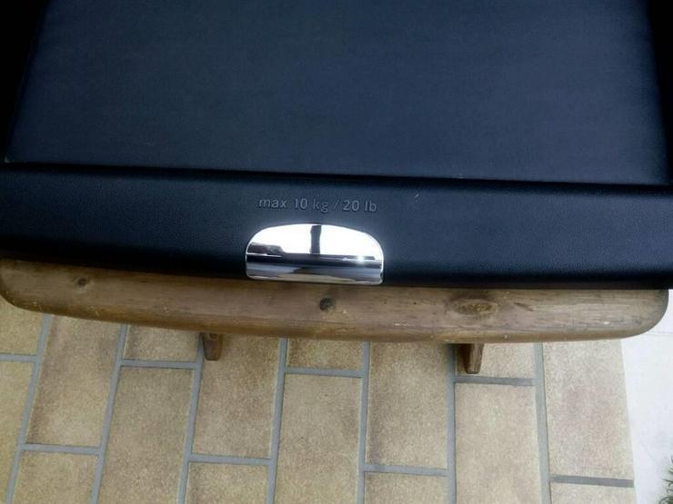 Bild 3: Wenig ben. Mercedes Kofferraumbox