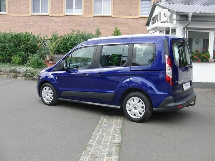 Bild 3: FORD Tourneo Connect Klima ZV 5 Sitzer TÜV Siegel