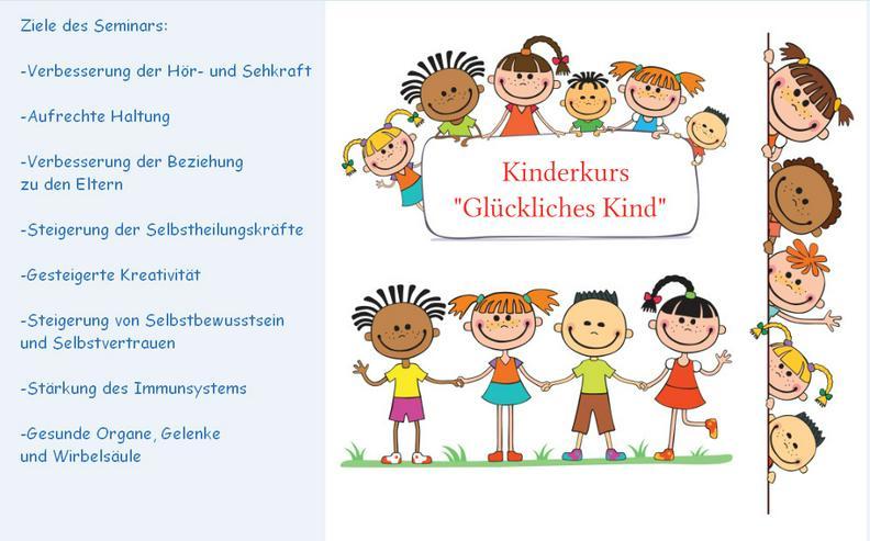 Bild 2: Kinderkurs Glückliches Kind