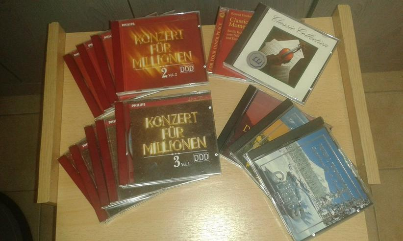 26 Klassik-CDs aus Nachlass zu verkaufen