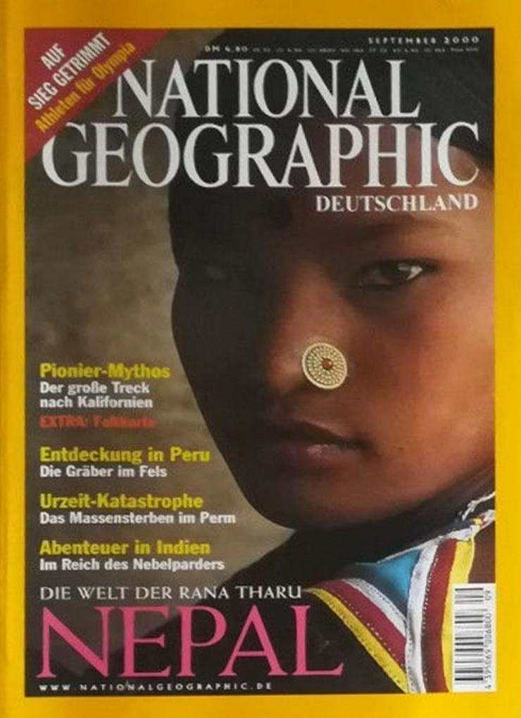 National Geographic Magazin (deutsch)