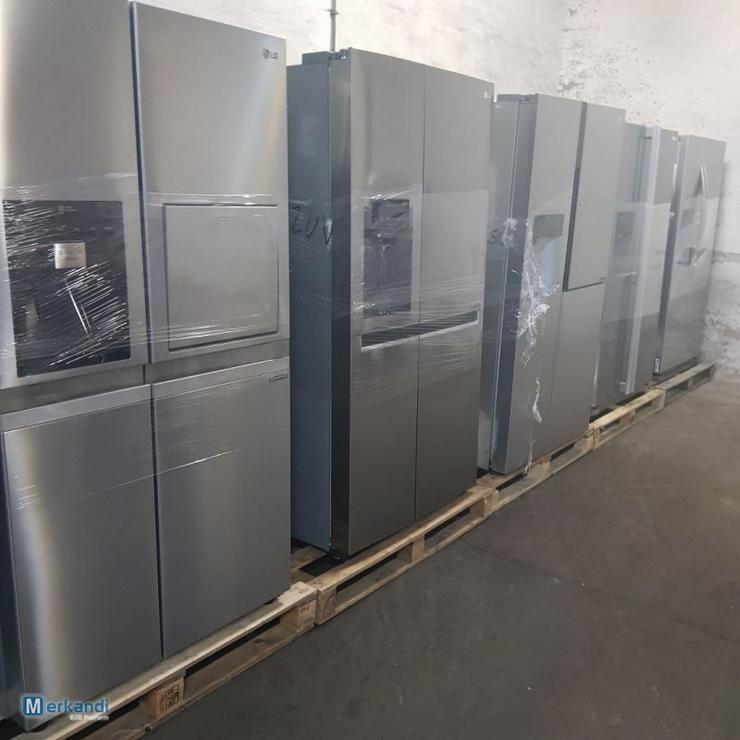 LG weiße Ware renoviert 39 Stück