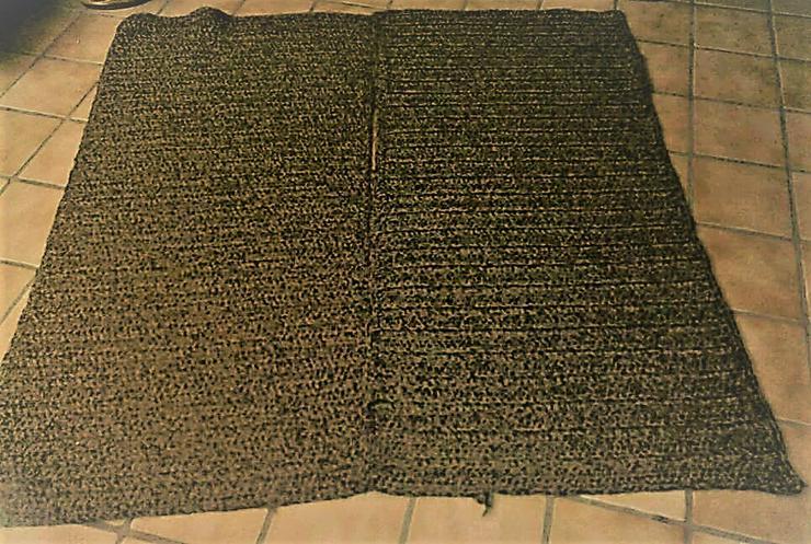 2 Wolle Läufer 136x67 cm zusammen für 3,00 #0xA - Bild 1