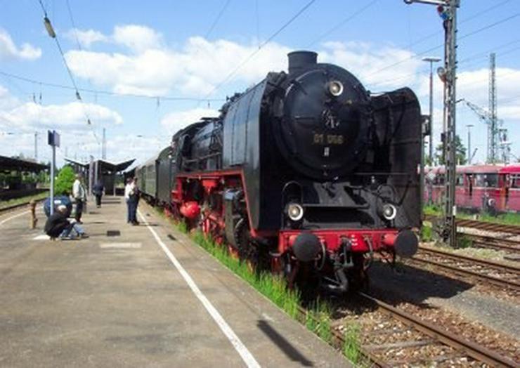 Spezialreise für Eisenbahnfans am 13.10.2018