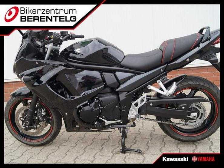 SUZUKI GSX 1250 FA Top Angebot viele Extras ! *SSV*
