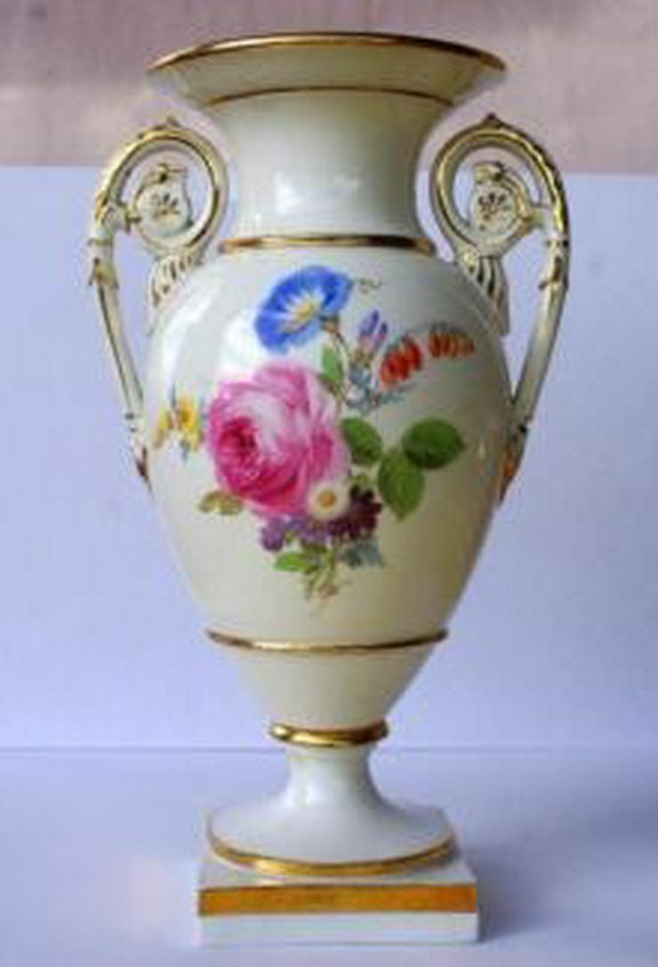 Originale traumhaft schöne meissen vase - Weitere - Bild 1