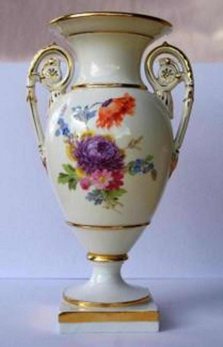 Bild 2: Originale traumhaft schöne meissen vase