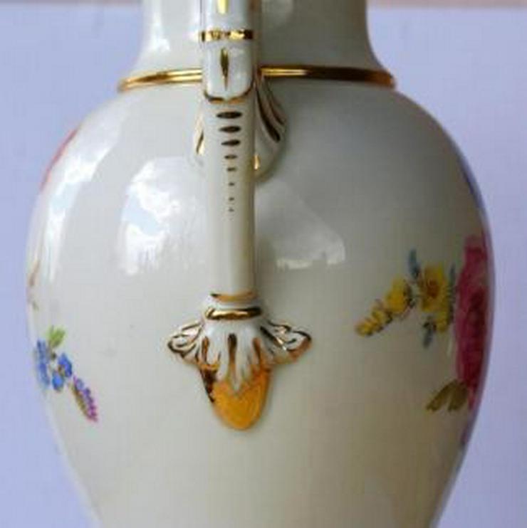Bild 3: Originale traumhaft schöne meissen vase