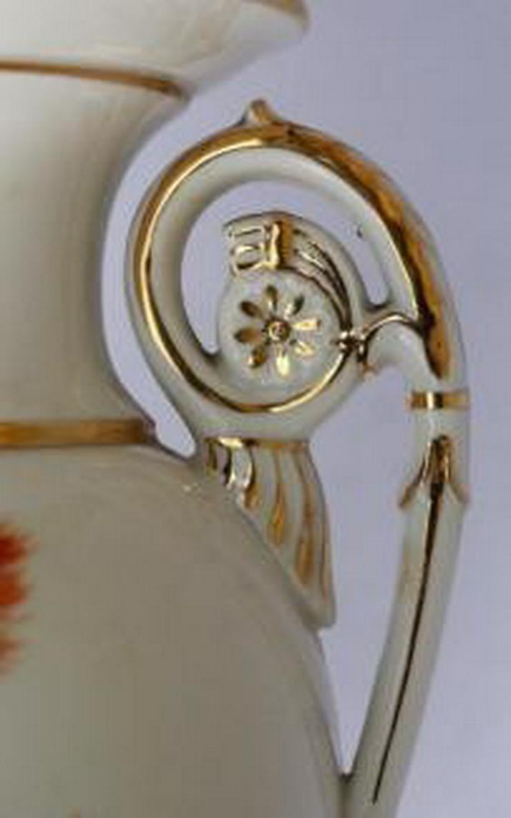 Bild 5: Originale traumhaft schöne meissen vase