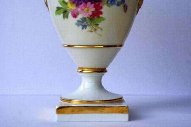 Bild 6: Originale traumhaft schöne meissen vase