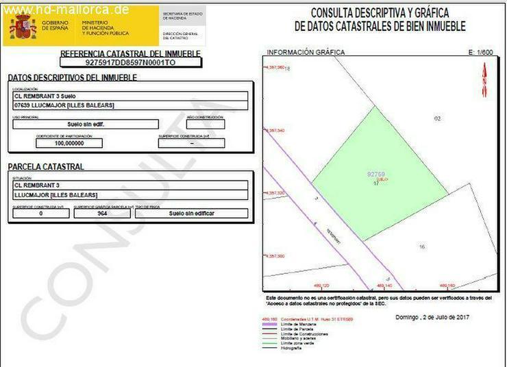 Bild 6: Grundstueck in 07639 - Cala Pi