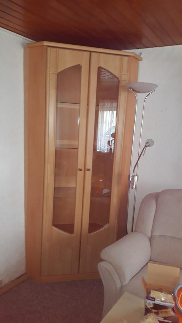 Wohnzimmer Vitrine, Sideboard und TV-Schrank