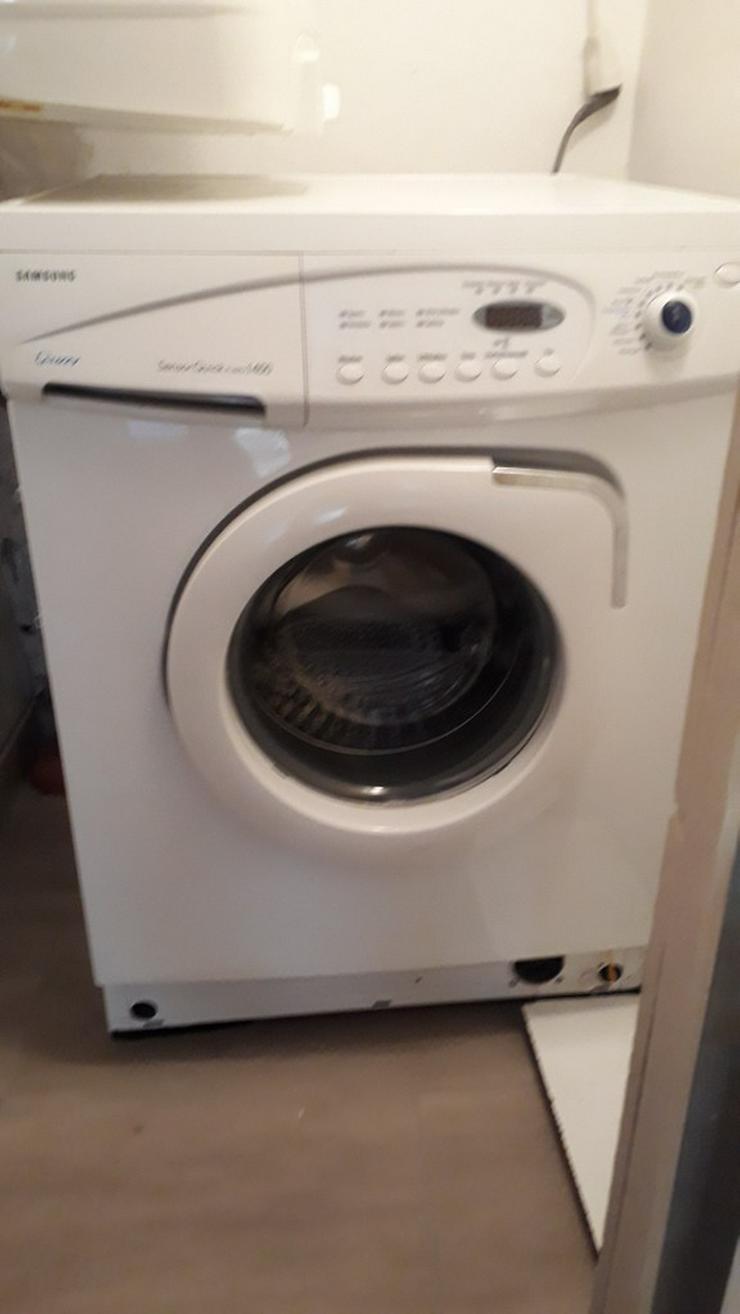 Samsung Waschmaschine P1405j, funktionsf.