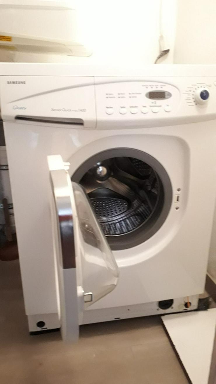 Bild 5: Samsung Waschmaschine P1405j, funktionsf.