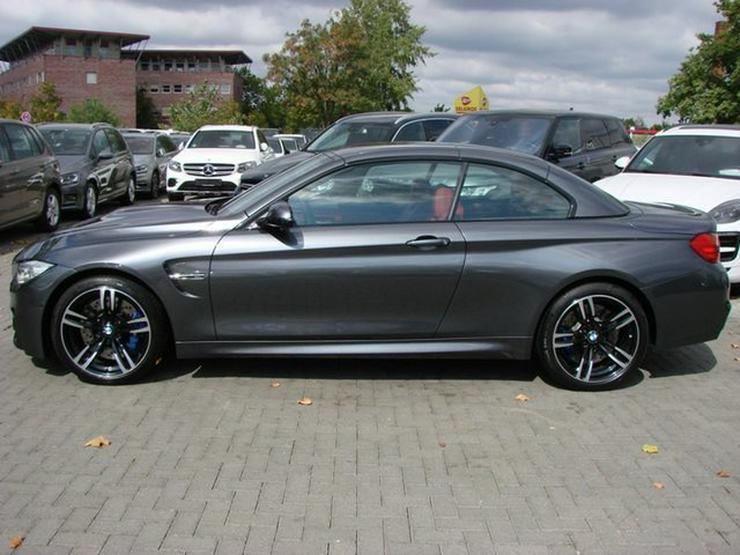 Bild 6: BMW M4 Cabrio DKG HeadUp LED Navi Leder 360°