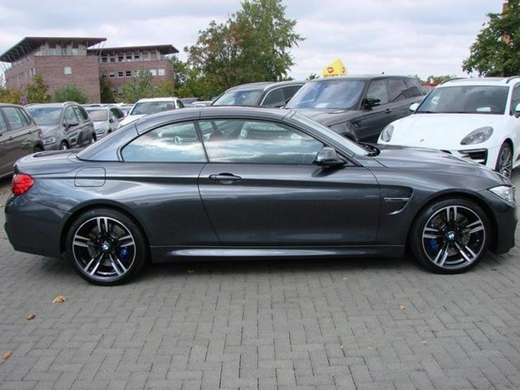 Bild 5: BMW M4 Cabrio DKG HeadUp LED Navi Leder 360°