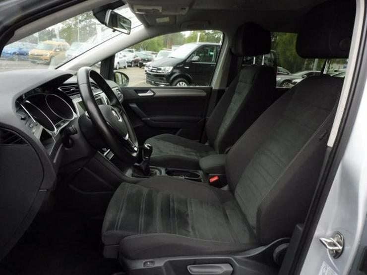 Bild 6: VW Touran COMFORTLINE 1.6 TDI/7-SIT/ACC/STHZ/LED-SW