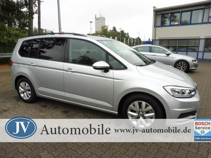 VW Touran COMFORTLINE 1.6 TDI/7-SIT/ACC/STHZ/LED-SW - Touran - Bild 1