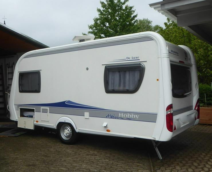 Hobby Wohnwagen 455 UF