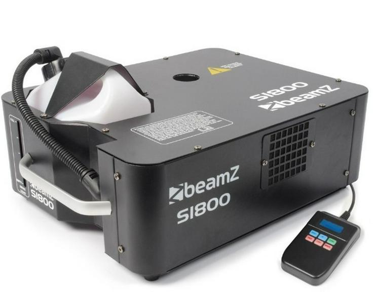Bild 2: Nebelmaschine S-1800 DMX