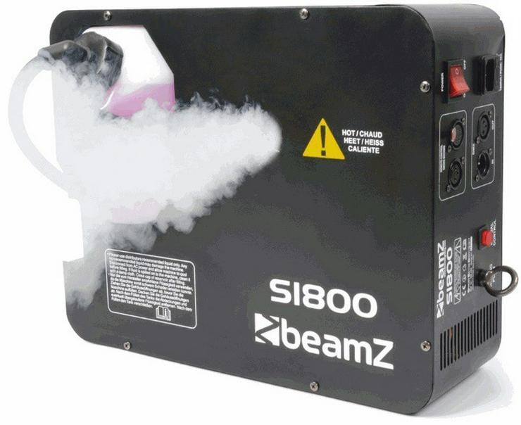 Bild 3: Nebelmaschine S-1800 DMX
