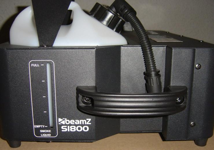 Bild 6: Nebelmaschine S-1800 DMX