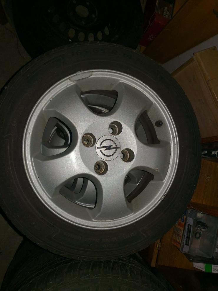 Bild 3: Sommerreifen Opel Corsa B 165 65 R14