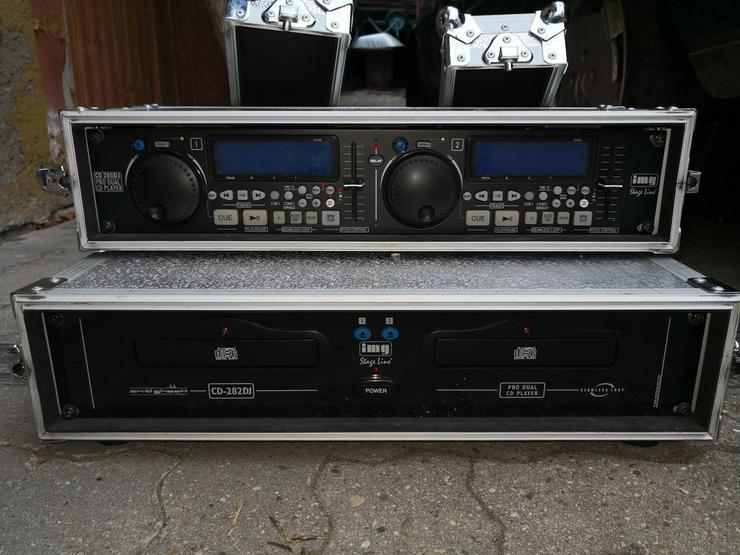 IMG Stageline CD 282 DJ - Bild 1