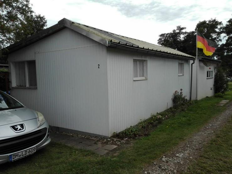 Bungalow Campinglatz Gravelotte 17111