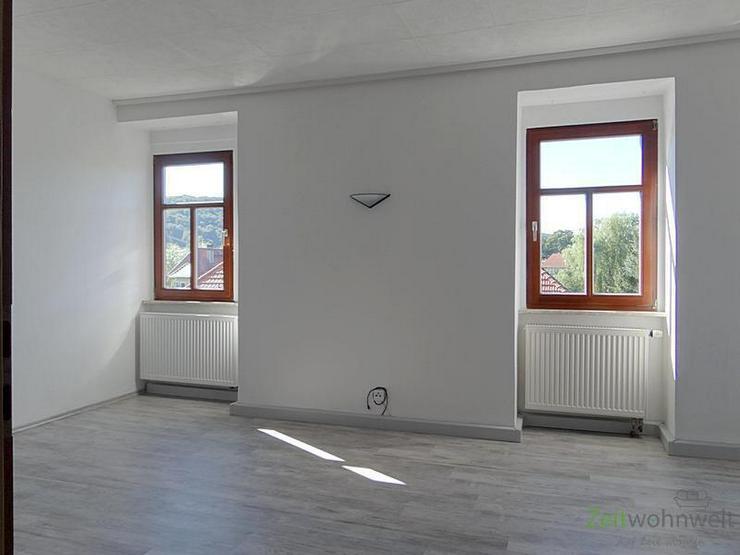 Bild 2: (EF0378_M) Meiningen: Meiningen, kleine vollmöblierte 3-Zimmer-Wohnung in Richtung Helba
