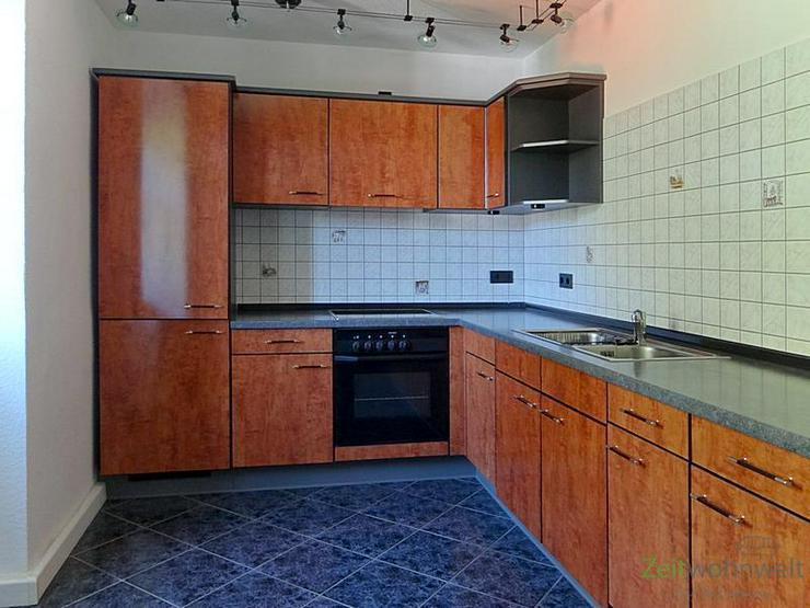(EF0378_M) Meiningen: Meiningen, kleine vollmöblierte 3-Zimmer-Wohnung in Richtung Helba - Wohnen auf Zeit - Bild 1