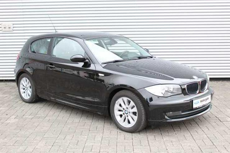 BMW 118d DPF *RADIO*CD*KLIMAAUTO*SOMMER-&WINTERRÄDER*