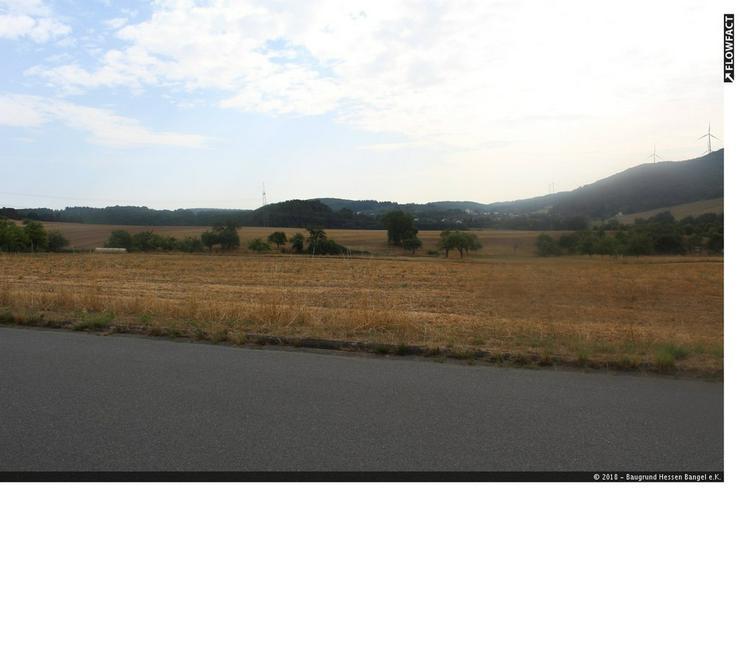 Ruhige Ortsrandlage von Ehringshausen - Grundstück kaufen - Bild 1