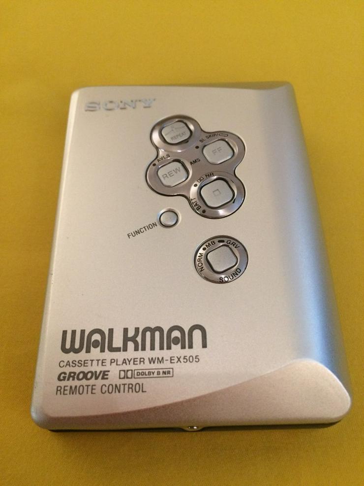 Sony, Walkman, WM-EX505, WIE NEU!!!