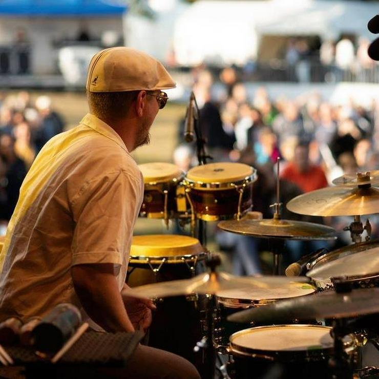 Schlagzeug und Percussion Unterricht