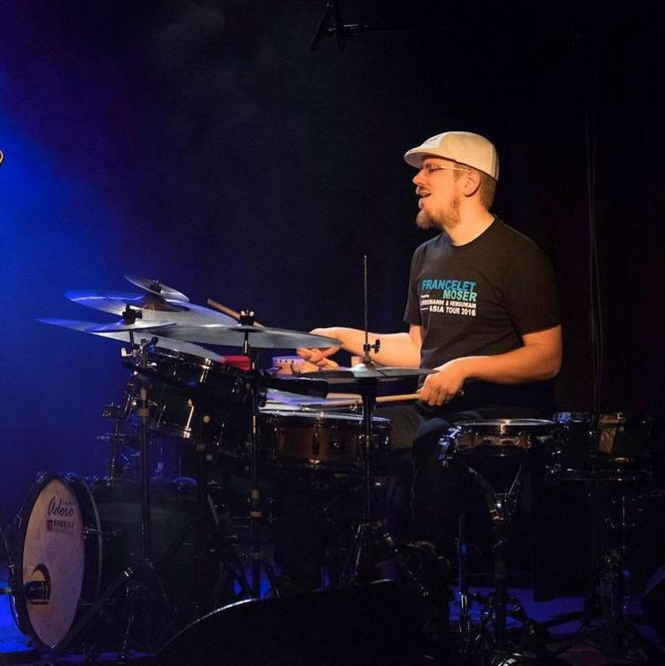 Bild 2: Schlagzeug und Percussion Unterricht