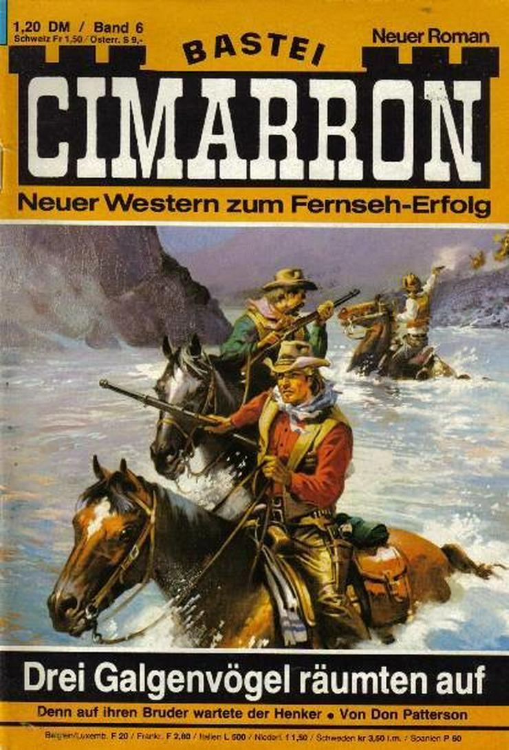 Bild 2: Wild West Romane