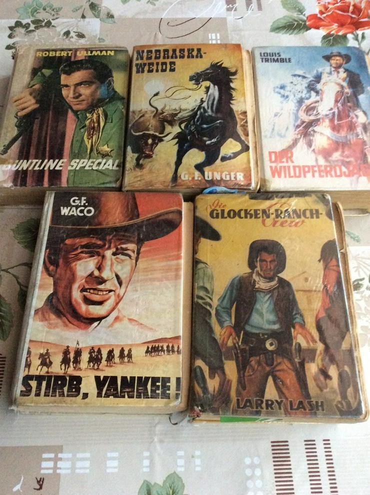 Bild 3: Wild West Romane