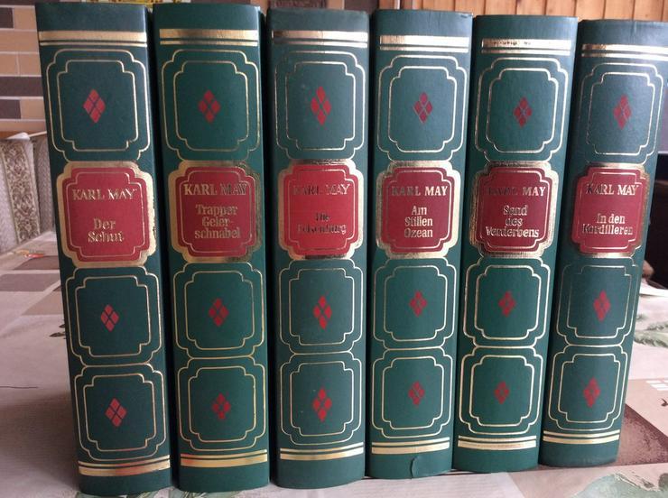 Karl May Kultbücher