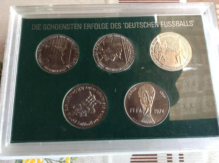Gedenkmünzen  WM 74