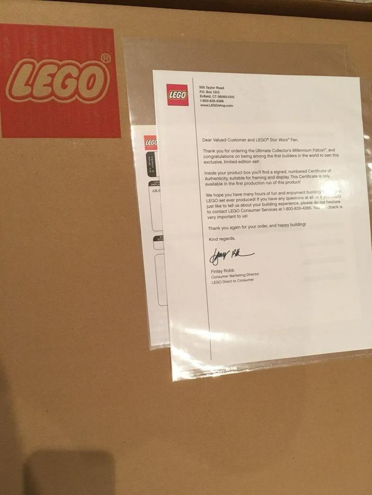 Bild 3: LEGO 10179 Star Wars UCS Millenium Falcon